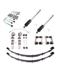 79-88 Toyota Rear Suspension Kit