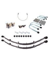 1998-2004 Toyota Tacoma All-Pro Suspension Kit without Shocks