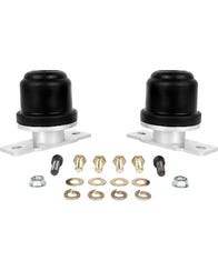 Wheeler's SuperBump Bumpstop Pair with Universal Brackets and Mounting Hardware for All-Pro Flip Plates (WOR-306953)
