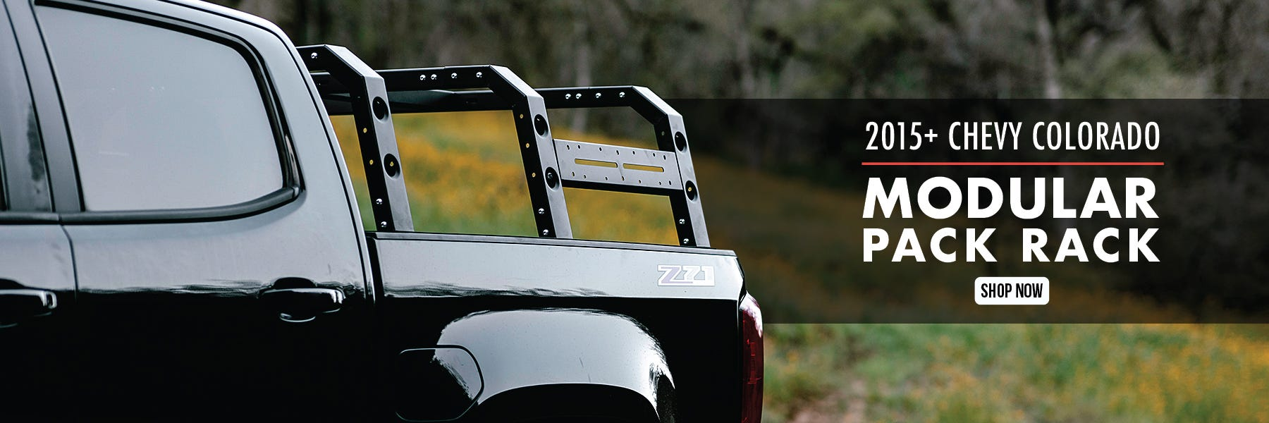 All-Pro Off-Road Colorado Modular Pack Rack